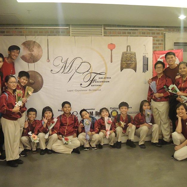 Canossian School Percussion Band